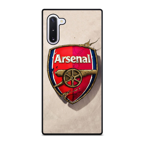 ARSENAL FC LOGO Samsung Galaxy Note 10 Case Cover
