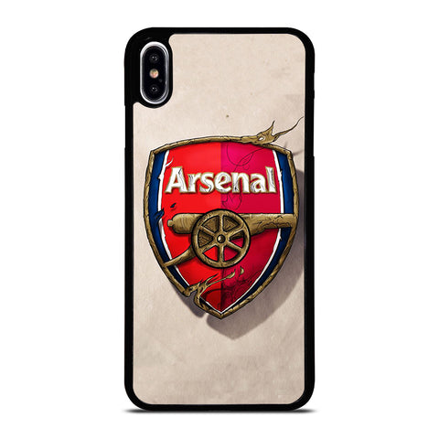ARSENAL FC LOGO iPhone XS Max Case Cover