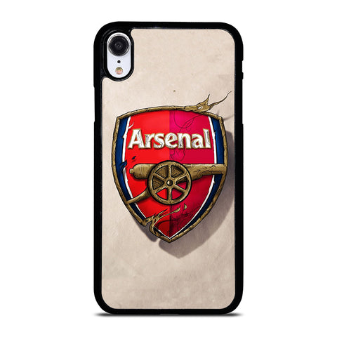 ARSENAL FC LOGO iPhone XR Case Cover