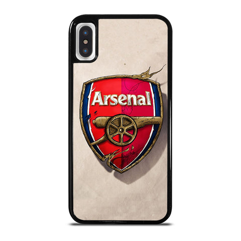 ARSENAL FC LOGO iPhone X / XS Case Cover