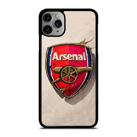 ARSENAL FC LOGO iPhone 11 Pro Max Case Cover