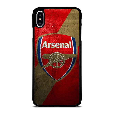 ARSENAL FC iPhone XS Max Case Cover