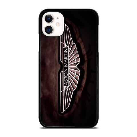 ASTON MARTIN EMBLEM iPhone 11 Case Cover