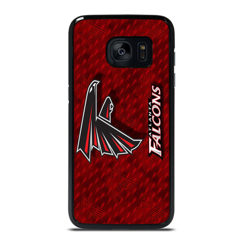 ATLANTA FALCONS ICON Samsung Galaxy S7 Edge Case Cover