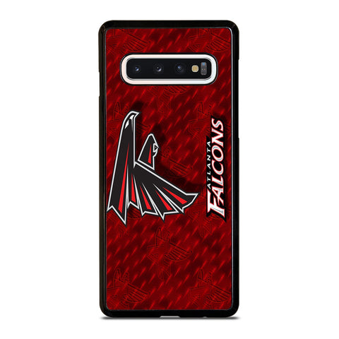 ATLANTA FALCONS ICON Samsung Galaxy S10 Case Cover