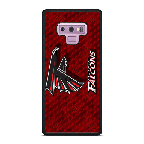 ATLANTA FALCONS ICON Samsung Galaxy Note 9 Case Cover