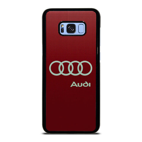 AUDI LOGO RED Samsung Galaxy S8 Plus Case Cover