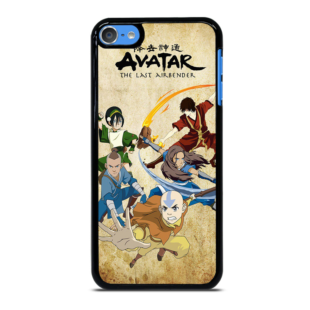 Avatar Last Airbender Cartoon Ipod Touch 7 Case Casesummer