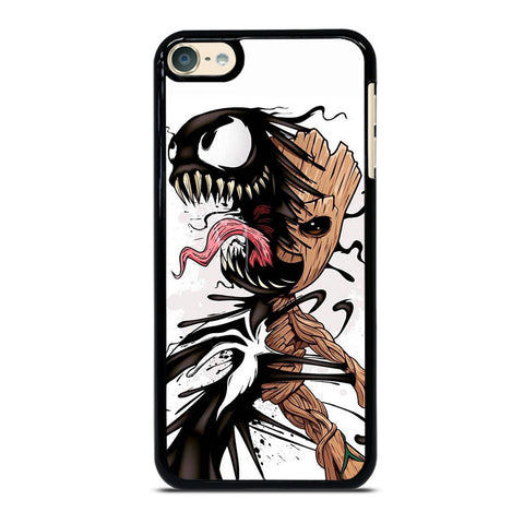 BABY GROOT AND VENOM iPod Touch 6 Case