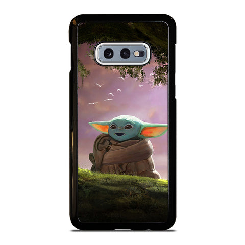 BABY YODA STAR WARS Samsung Galaxy S10e Case Cover