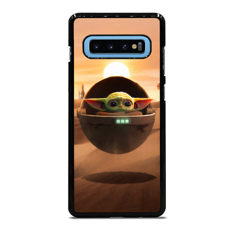 BABY YODA CUTE STAR WARS Samsung Galaxy S10 Plus Case Cover