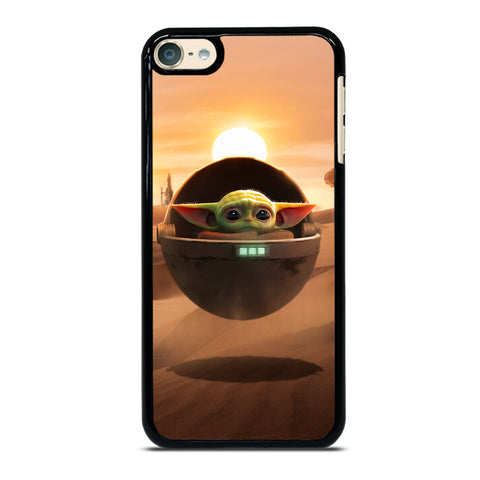 BABY YODA CUTE STAR WARS iPod Touch 6 Case