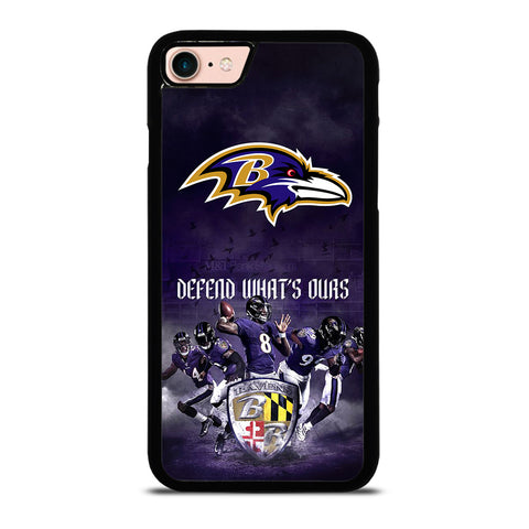BALTIMORE RAVENS FOOTBALL TEAM iPhone 7 / 8 Case Cover