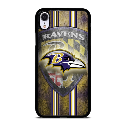 BALTIMORE RAVENS FOOTBALL iPhone XR Case Cover