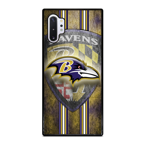 BALTIMORE RAVENS FOOTBALL Samsung Galaxy Note 10 Plus Case Cover