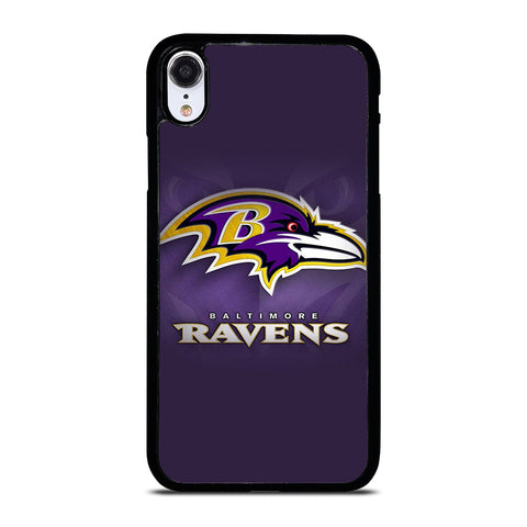 BALTIMORE RAVENS ICON iPhone XR Case Cover