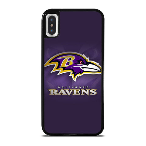 BALTIMORE RAVENS ICON iPhone X / XS Case Cover