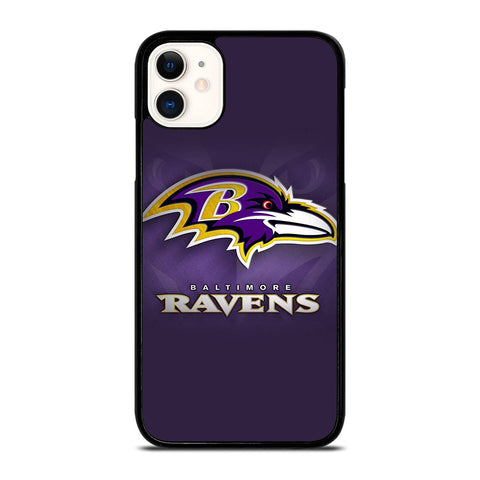 BALTIMORE RAVENS ICON iPhone 11 Case Cover