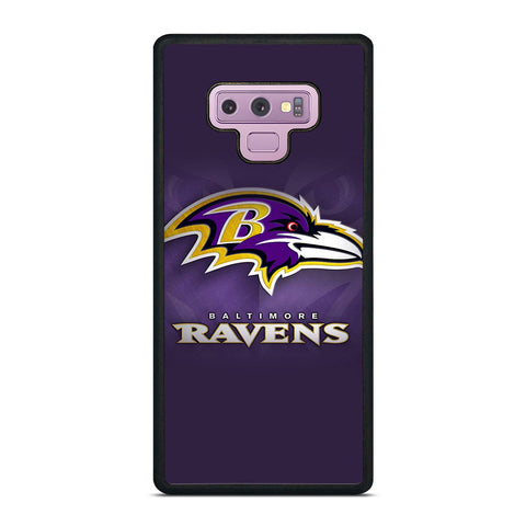 BALTIMORE RAVENS ICON Samsung Galaxy Note 9 Case Cover