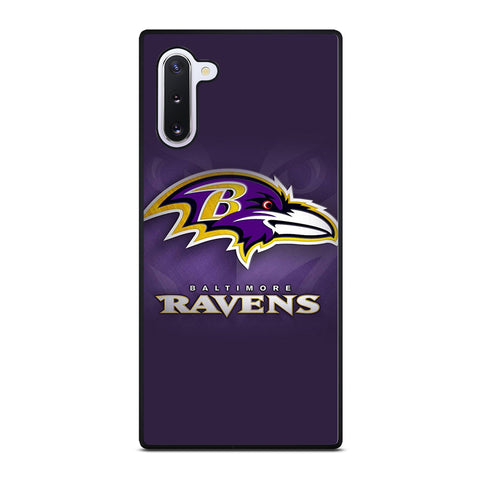 BALTIMORE RAVENS ICON Samsung Galaxy Note 10 Case Cover