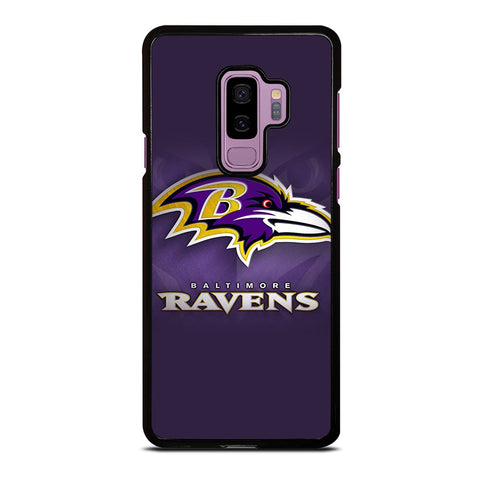 BALTIMORE RAVENS ICON Samsung Galaxy S9 Plus Case Cover