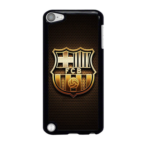 BARCELONA FC GOLD LOGO iPod Touch 5 Case