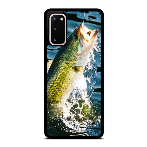 BASS FISHING Samsung Galaxy S20 Case Cover