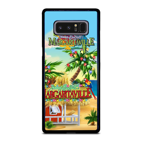 BEACH JIMMY BUFFETS MARGARITAVILLE Samsung Galaxy Note 8 Case Cover