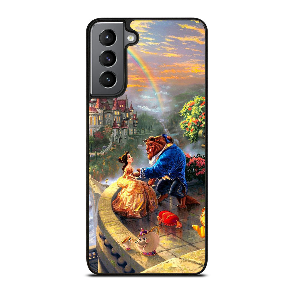 BEAUTY AND THE BEAST ART Samsung Galaxy S21 Plus Case Cover