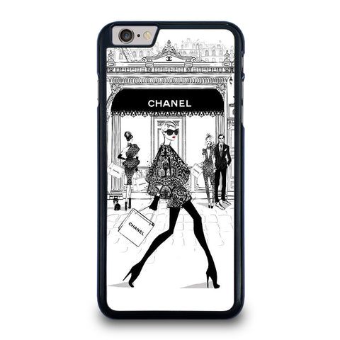 BEAUTY FASHION MEGAN HESS  CLIPART iPhone 6 / 6S Plus Case Cover
