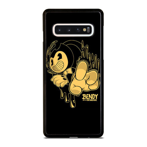 BENDY AND THE INK MACHINE CARTOON amsung Galaxy S10 Case Cover