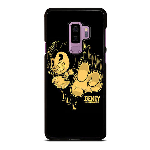BENDY AND THE INK MACHINE CARTOON Samsung Galaxy S9 Plus Case Cover