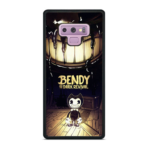 BENDY AND THE DARK REVIVAL 2 Samsung Galaxy Note 9 Case Cover