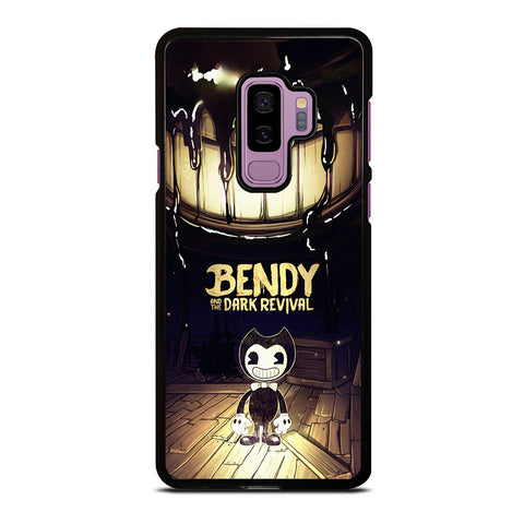 BENDY AND THE DARK REVIVAL 2 Samsung Galaxy S9 Plus Case Cover