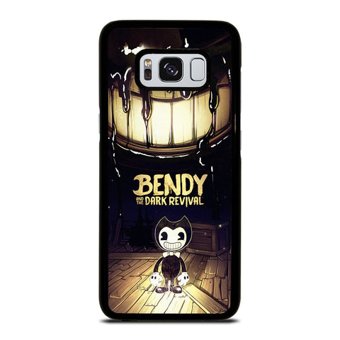 BENDY AND THE DARK REVIVAL 2 Samsung Galaxy S8 Case Cover