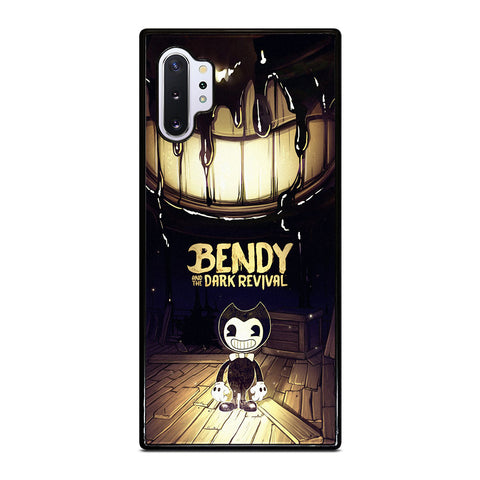 BENDY AND THE DARK REVIVAL 2 Samsung Galaxy Note 10 Plus Case Cover