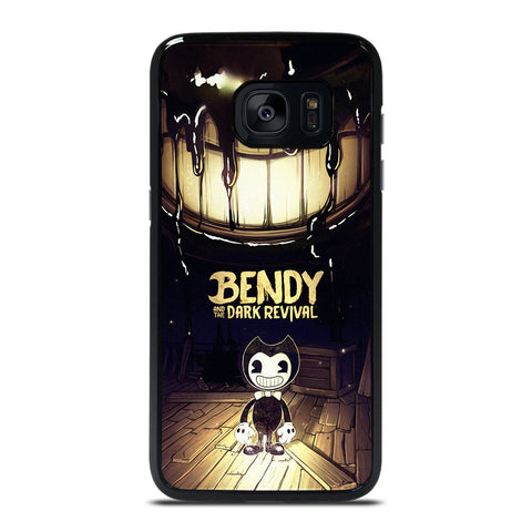 BENDY AND THE DARK REVIVAL 2 Samsung Galaxy S7 Edge Case Cover