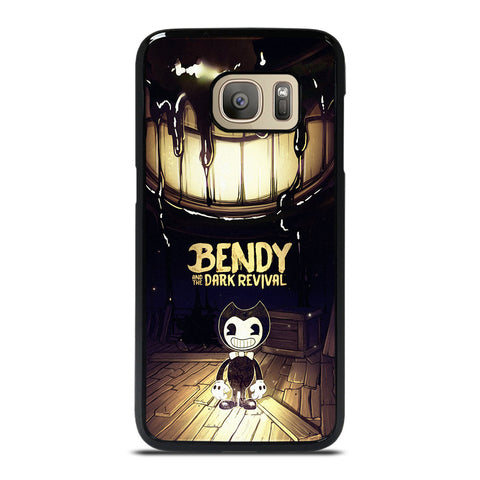 BENDY AND THE DARK REVIVAL 2 Samsung Galaxy S7 Case Cover