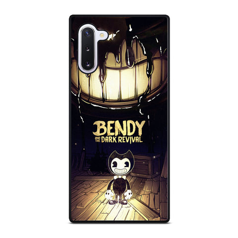 BENDY AND THE DARK REVIVAL 2 Samsung Galaxy Note 10 Case Cover