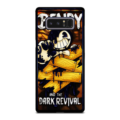 BENDY AND THE DARK REVIVAL Samsung Galaxy Note 8 Case Cover