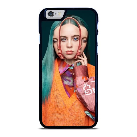 BILLIE EILISH FACE iPhone 6 / 6S Case Cover