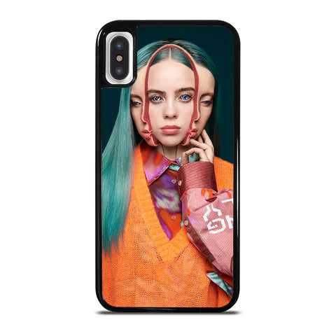 BILLIE EILISH FACE iPhone X / XS Case Cover