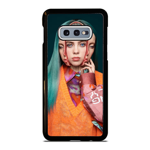 BILLIE EILISH FACE Samsung Galaxy S10e Case Cover
