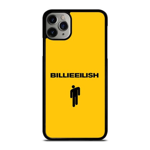BILLIE EILISH LOGO iPhone 11 Pro Max Case Cover