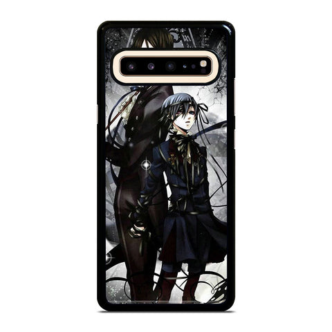 BLACK BUTLER CARTOON Samsung Galaxy S10 5G Case Cover