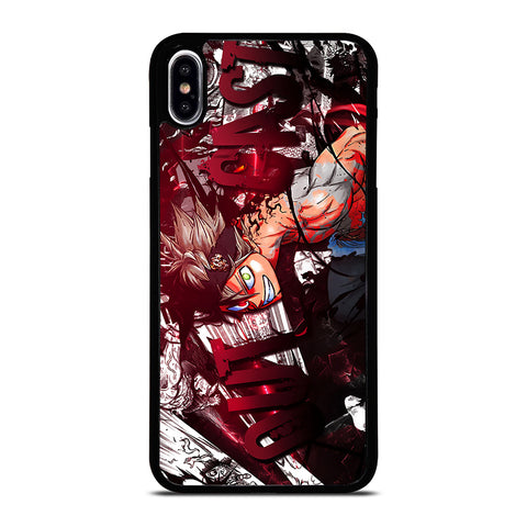 BLACK CLOVER ART ANIME iPhone XS Max Case Cover