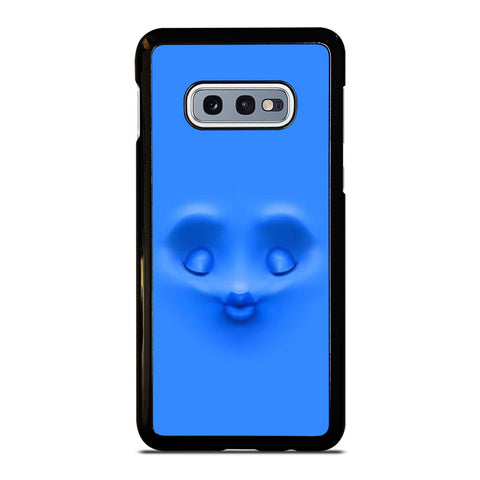 BLUE FACE KISS Samsung Galaxy S10e Case Cover