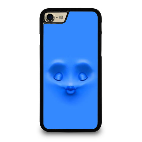 BLUE FACE KISS iPhone 7 / 8 Case Cover