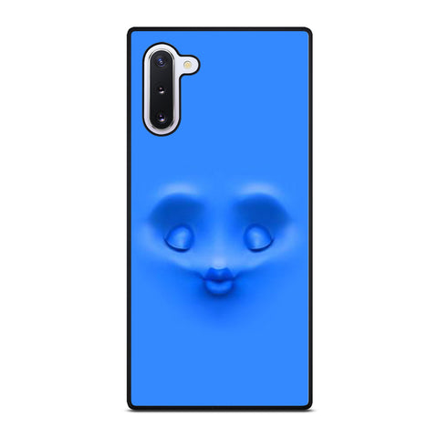 BLUE FACE KISS Samsung Galaxy Note 10 Case Cover