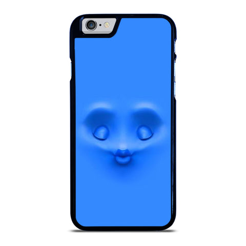 BLUE FACE KISS iPhone 6 / 6S Case Cover